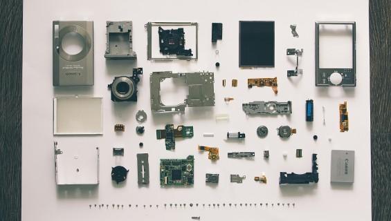 SMP skaidymas moduliais ir daugkartinis panaudojamumas