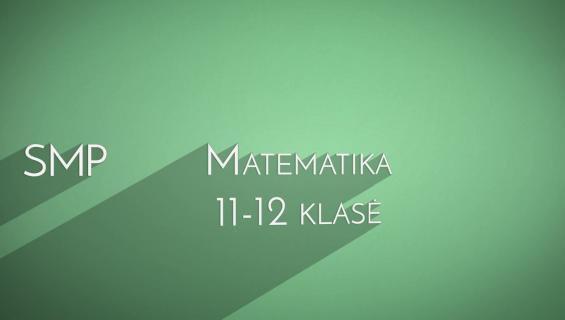 SMP matematikai pristatymas