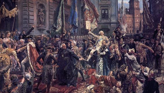 Abiejų Tautų Respublika XVIII amžiuje